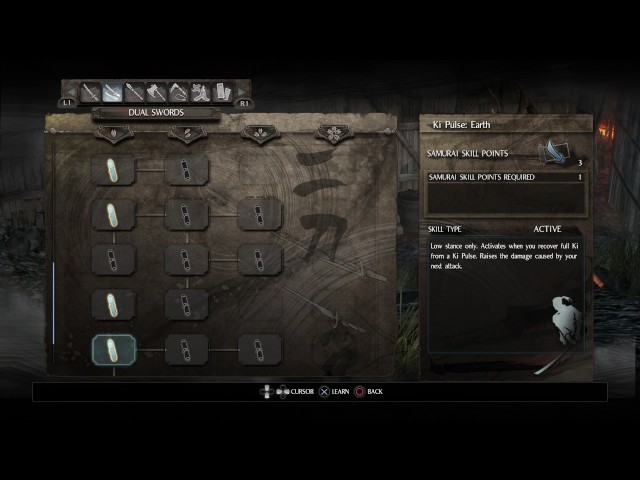 Nioh - Mission 2: Dual Sword Skills Unlocked (Living Water Heaven, Dodge Ki-Pulse, Ki-Pulse Heaven)