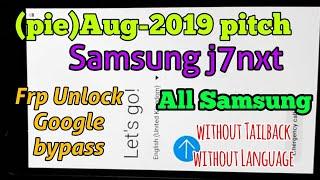 Samsung Galaxy J7 Nxt Google Account Bypass/Frp Reset 2019