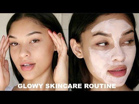 HOW TO GET GLOWY FLAWLESS SKIN! | Sian Lilly AD