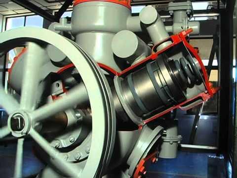kirloskar kc compressor cut section movie youtube rh youtube com Air Compressor Gardner Denver Compressor Manuals