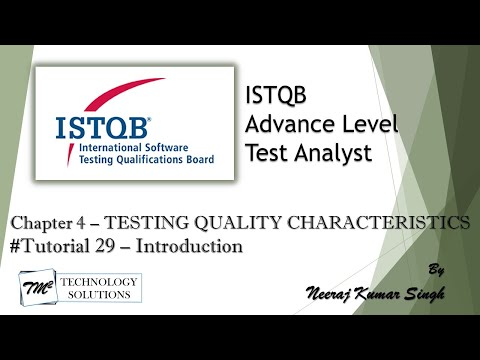 Istqb Advance Test Analyst 3 2 9 Combining Test Techniques Youtube
