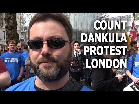 Count Dankula Protest London