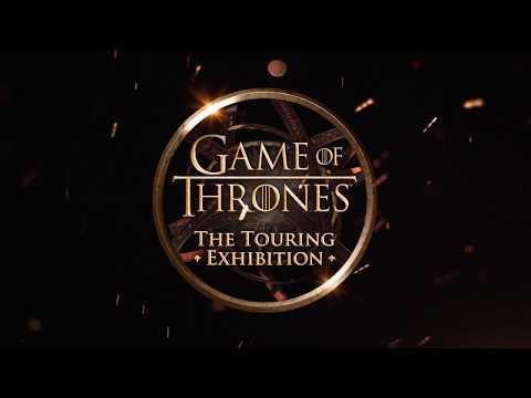 Game Of Thrones Exhibition, Barcelona (EN)