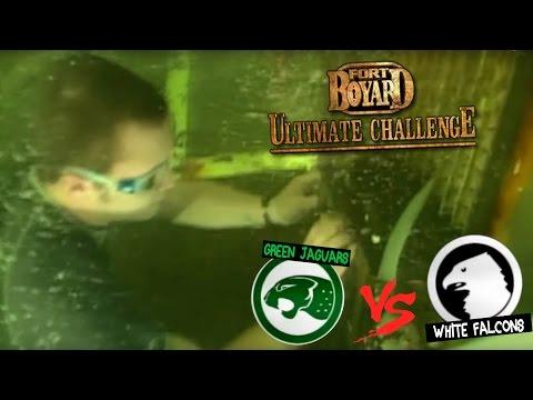 Green Jaguars Vs White Falcons  Fort Boyard: Ultimate Challenge  ZeeKay