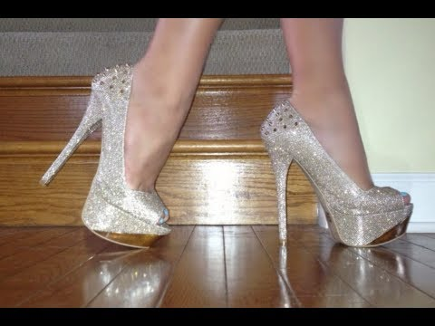 how to walk in heels youtube