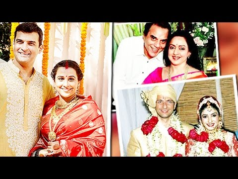 Thumbnail: Bollywood Actresses Who Married 'DIVORCED' Men!!