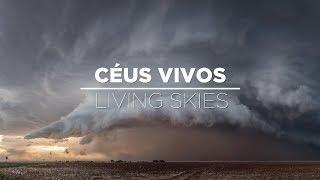 CÉUS VIVOS / LIVING SKIES - 4K Timelapse Video