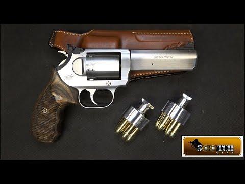 Kimber K6s  357 Magnum Target Revolver Review