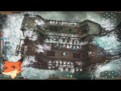 ABANDON SHIP [FR] Combattre en pleine mer, survivre aux monstres marins et aux éléments !