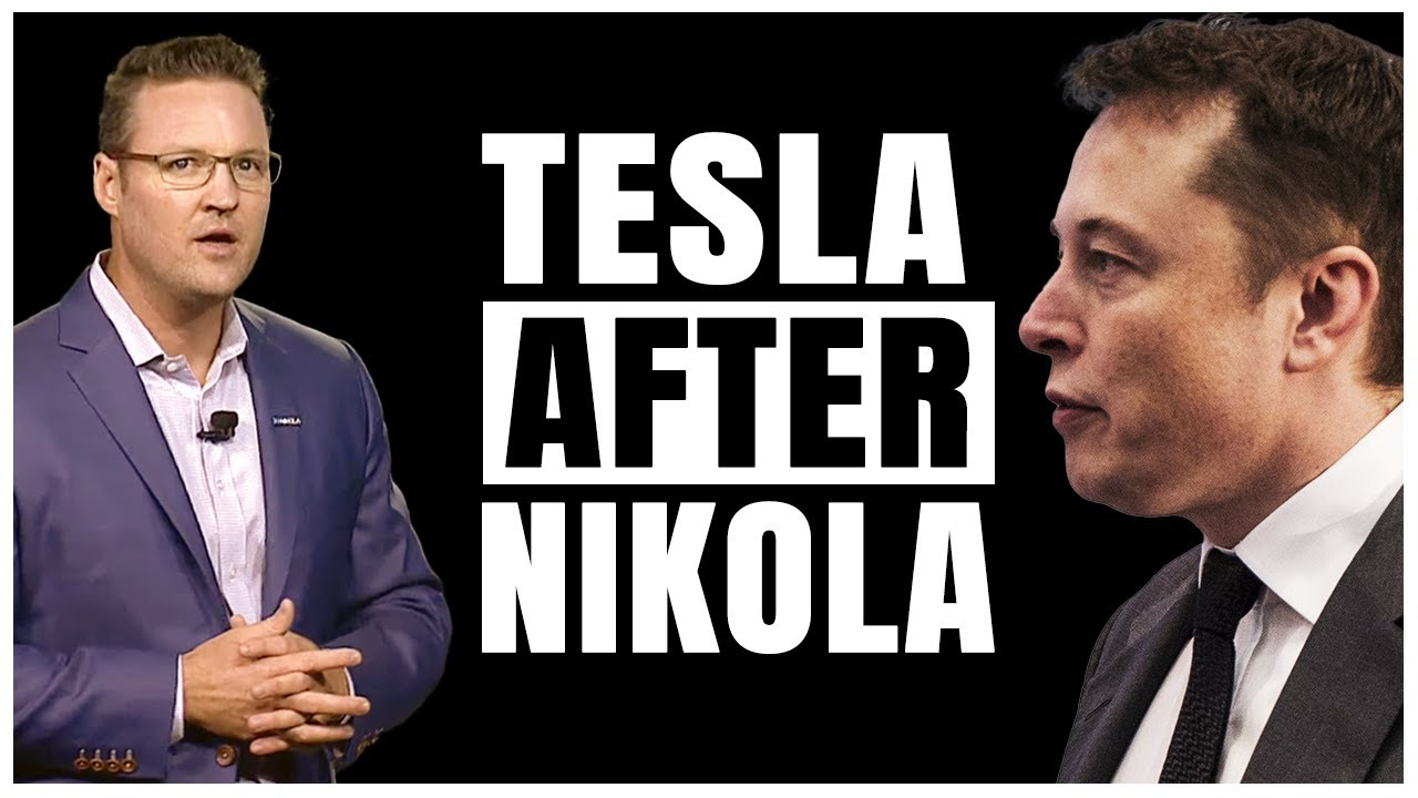 Download Tesla Will Bury Nikola Motors With Its 2 Billion Lawsuit