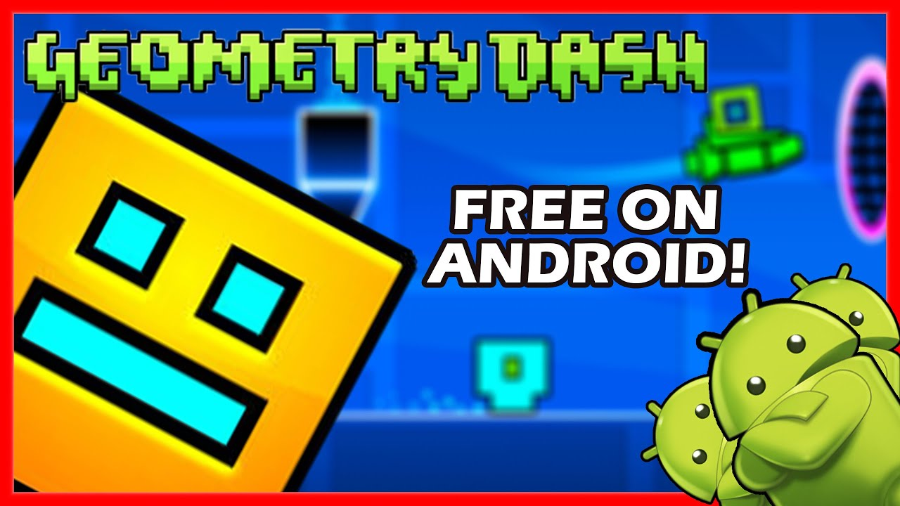 DOWNLOAD GEOMETRY DASH FULL VERSION FOR FREE!! – [ANDROID TUTORIAL]  #Smartphone #Android