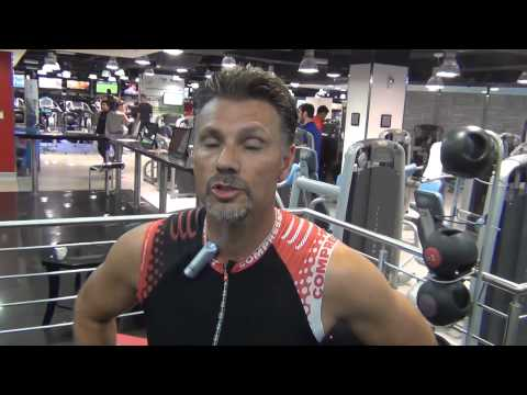 George Flooks, COO Fitness First