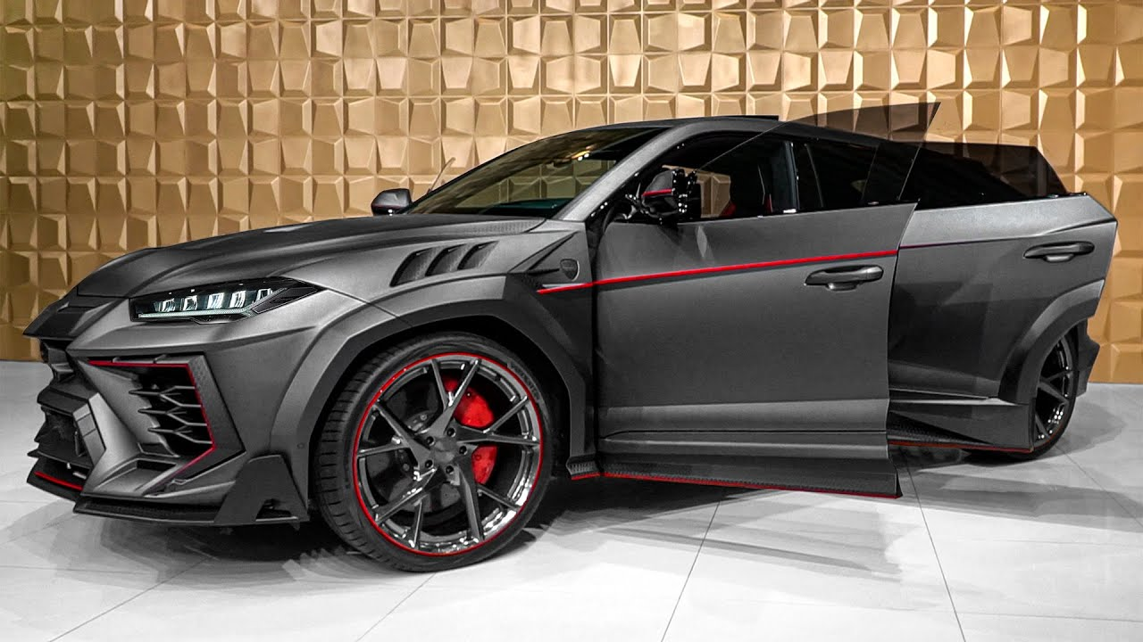 2020 Mansory Lamborghini Urus Venatus Wild Super Suv Is Here