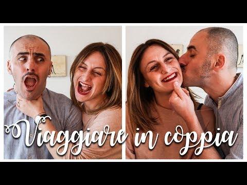 10 consigli per VIAGGIARE IN COPPIA e... NON LASCIARSI!