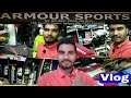 Sports shop in Indore | Armour sports shop Indore | Vlog