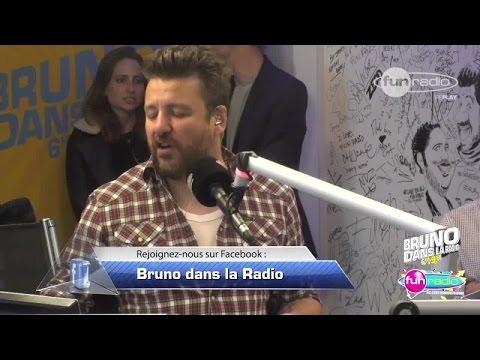 Mosimann en Interview (21/04/2017) - Best Of Bruno dans la Radio