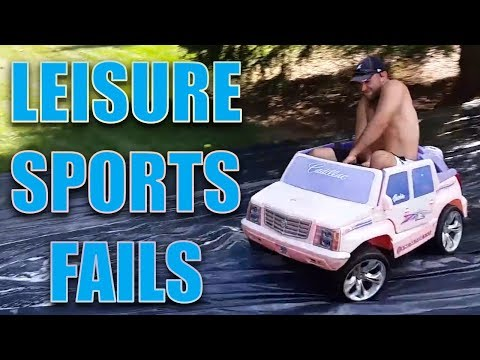 Summer Leisure Sports Fails 2017