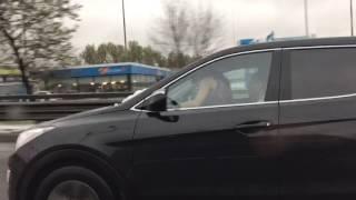 Авто трах | Секс за рулём средь белого дня