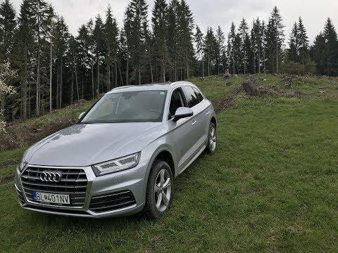 Motoring 19.6.2017: Audi Q5 quattro ultra  a Renault Scénic