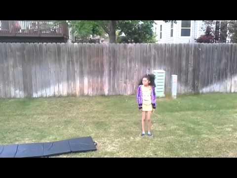 how to make a cartwheel