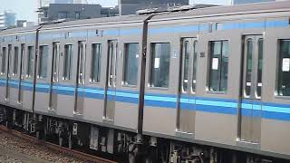 横浜市営地下鉄ブルーライン 3000R形3401F 新羽駅到着