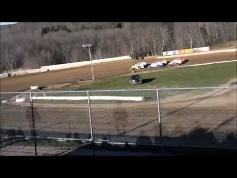 5 mile point speedway - Apr 23, 2016 - IMCA and modified heats