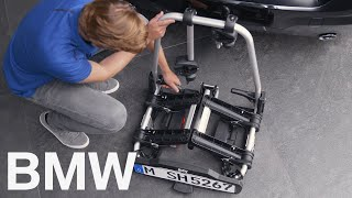 How to mount the Rear Bike Carrier Pro 2.0 to your BMW – BMW How-To