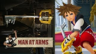 Sora's Keyblade (Kingdom Hearts) - MAN AT ARMS