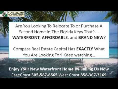 Waterfront Homes For Sale in Florida Keys
