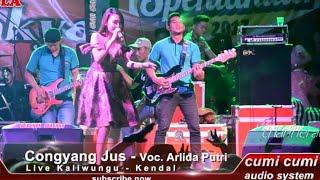 Congyang Jus - Arlida Putri (Om. Adella live in Kaliwungu Kendal)