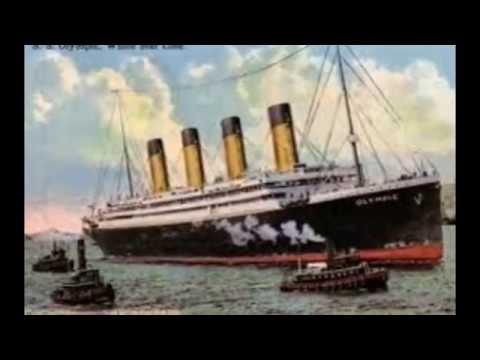 lusitania titanic britannic