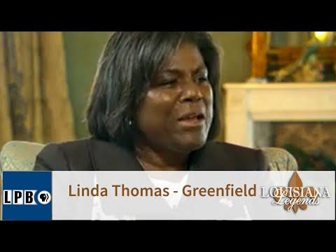 Linda Thomas - Greenfield | Louisiana Legends