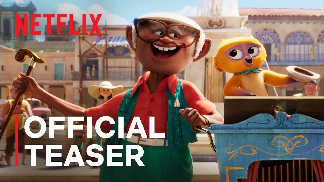 Netflix lança primeiro teaser do musical animado 'Vivo', estrelado por Lin-Manuel Miranda