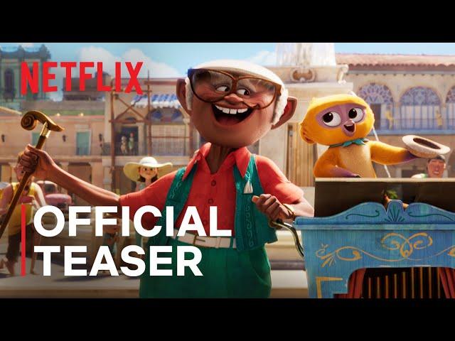 Vivo starring Lin-Manuel Miranda | Official Teaser | Netflix