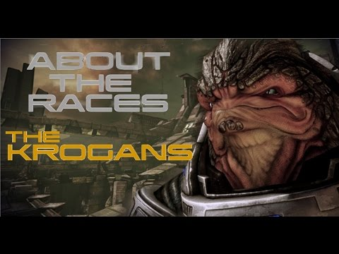 About the races: The Krogan