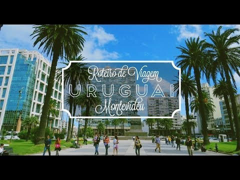 Montevidéu, Uruguai - Roteiro Turístico