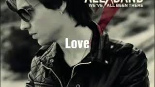 Скачать Alex Band Love HD