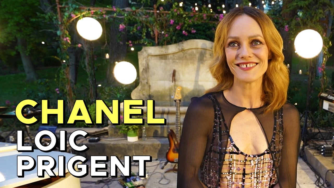 CHANEL: A FASHION SHOW IN PROVENCE! With Angèle & Vanessa Paradis! by Loic Prigent
