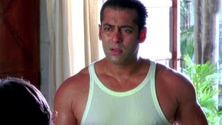 Salman Khan shocked to see Lara Dutta