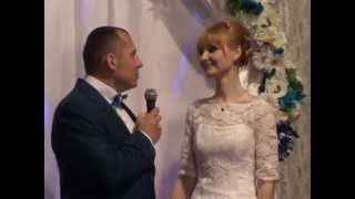 11.05.2014 Ирпень-церемония венчания в церкви