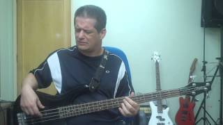 Creedence - Hey Tonight - Bass Cover