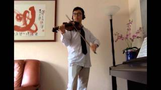Reset [Who Are You - School 2015] (by Tiger JK) - Richie Rich Violin Cover