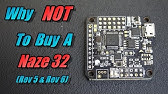 1/8) Naze32 Flight Controller (Full version) - step by step initial on