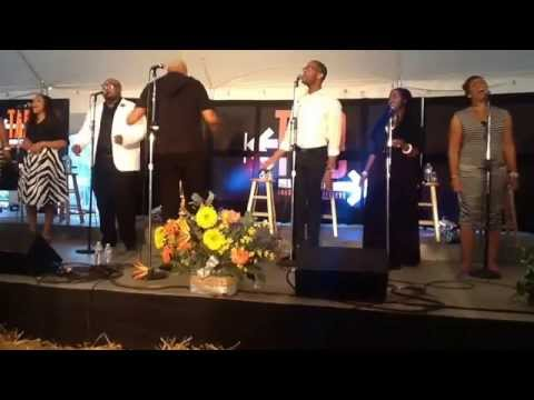 Anthony Brown & Group Therapy at Alleghaney East Camp Meeting 2014