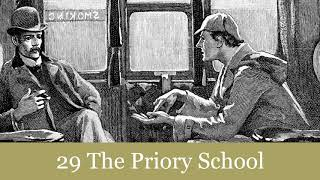 The Return of Sherlock Holmes: 29 The Priory School Audiobook