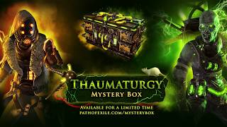 What's in the Thaumaturgy Mystery Box?