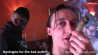 HAPPY 420 from Andrew Pyrah & Amsterdam Weed Review 2015