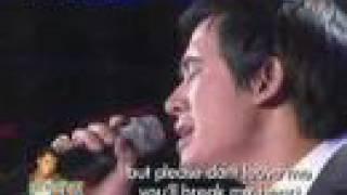 Erik Santos - Parting Time