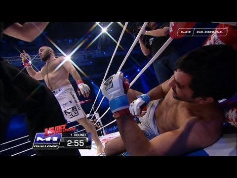Магомед Исмаилов vs.