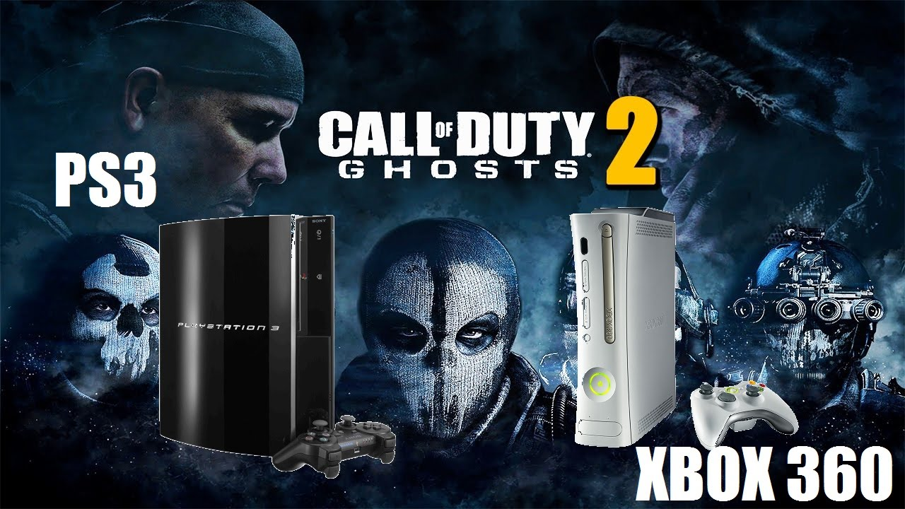 GHOSTS 2 ON THE PS3 & XBOX 360? CALL OF DUTY 2016 (SHOULD ...